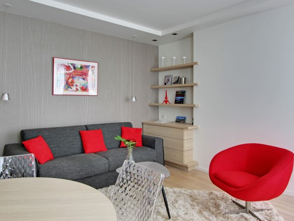 Opera Louvre Virtual Tour - Luxury Paris Central – Near Louvre, Palais Royal, Orsay – Sleeps 4
