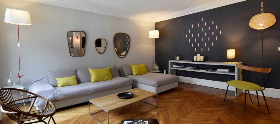 Ivy Design - close to Champs Elysees - Sleeps 4