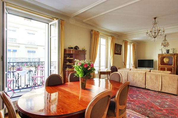 Grand Lepic Dining Room