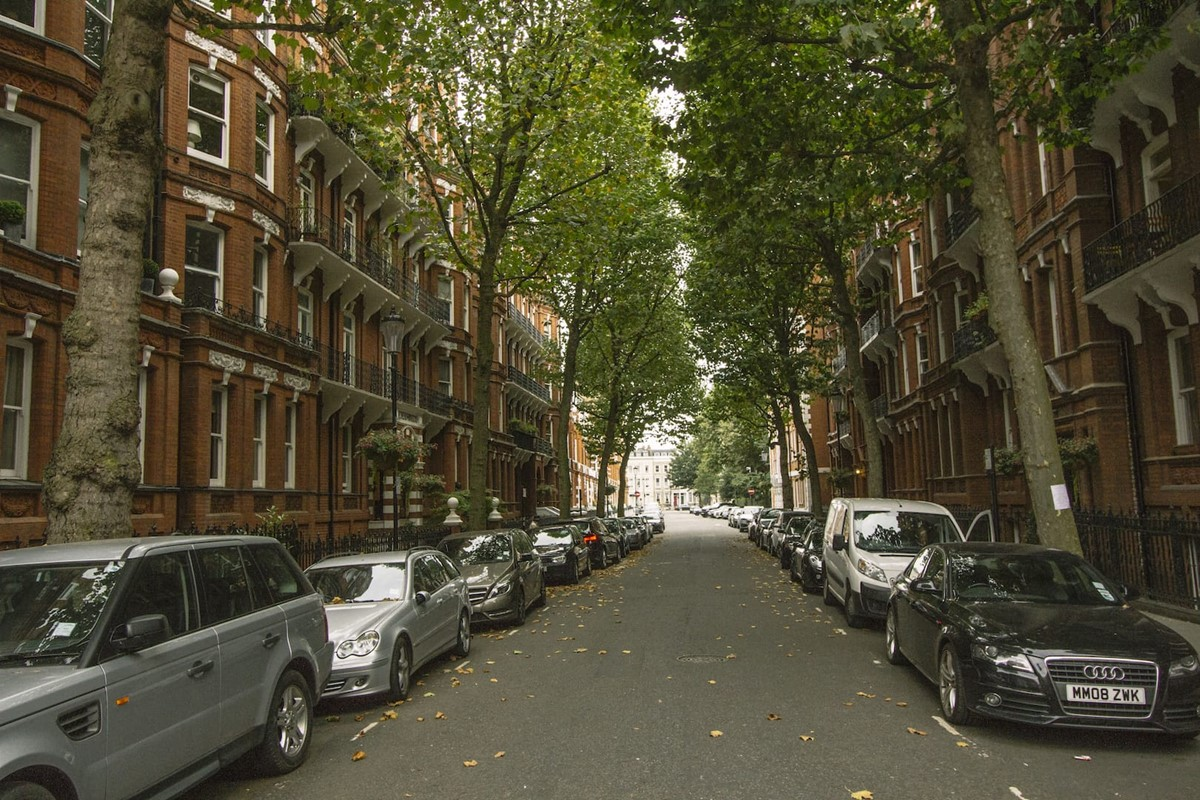 image of local streets